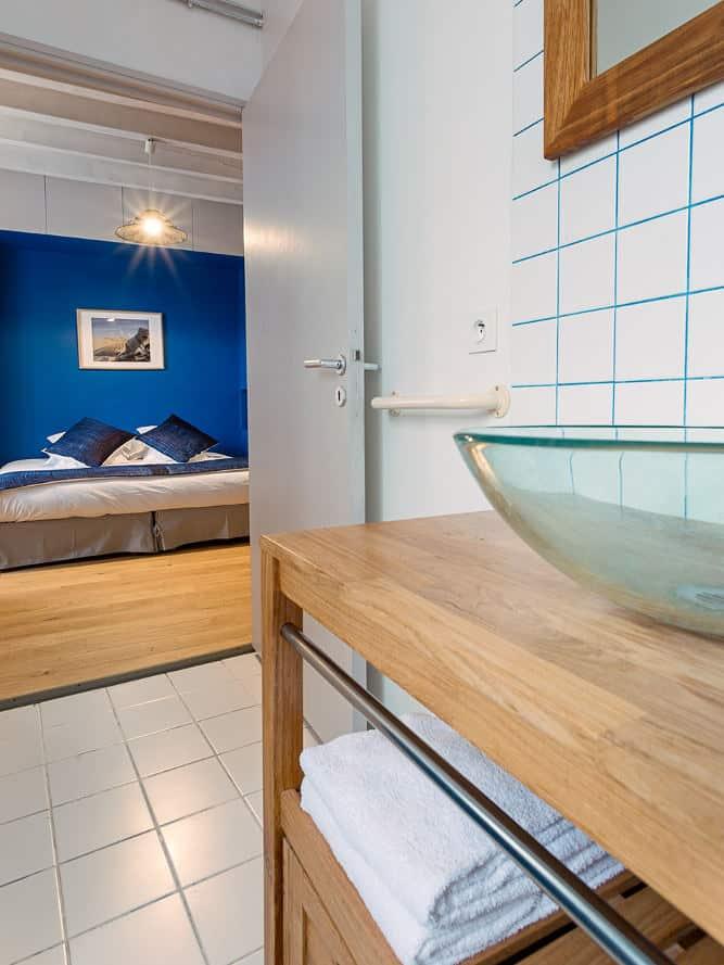 salle de bains Agadez proche Sancerre
