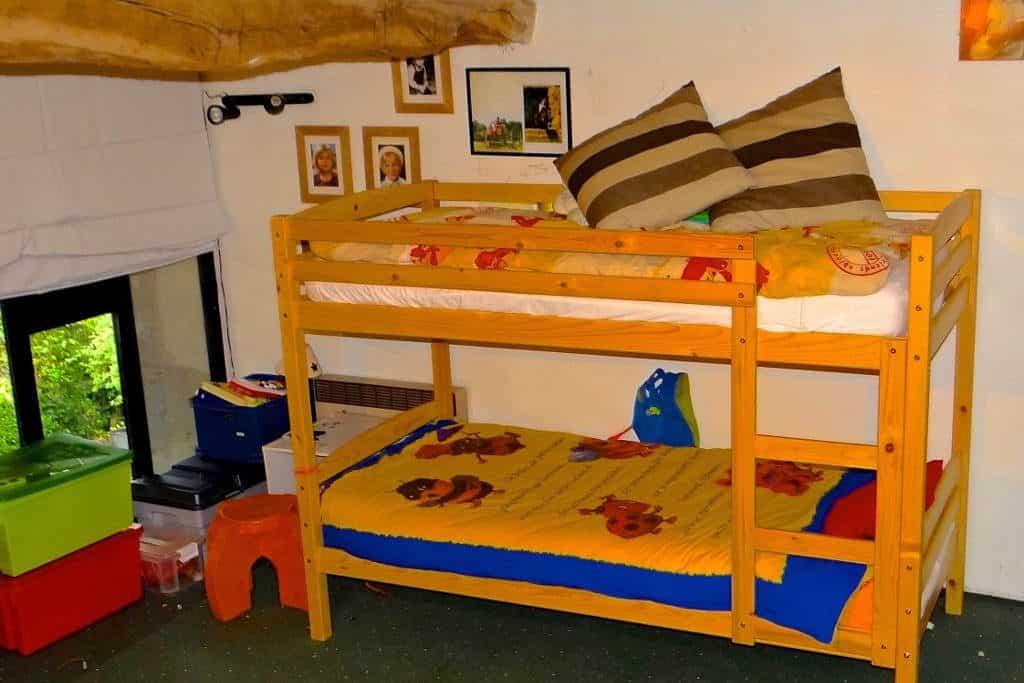 dortoir lits superposés
