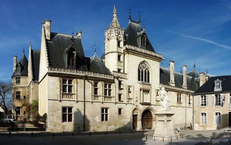 Bourges et le Palais Jacques Coeur